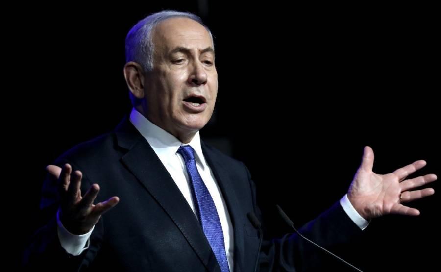 Netanyahu niega incitar a la violencia