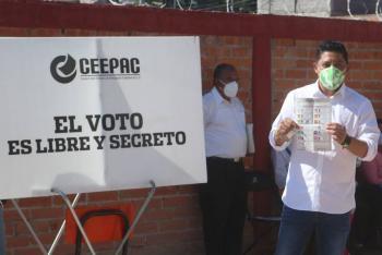 PREP da la victoria a Ricardo Gallardo en San Luis Potosí