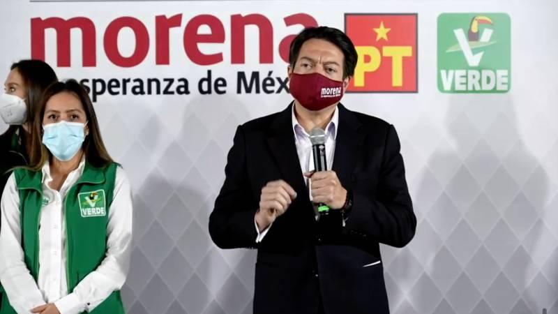Avances y retrocesos de partidos políticos en contienda; PVEM uno de los ganadores