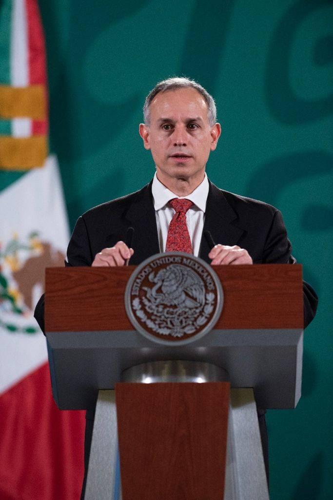 Suman cinco meses a la baja de Covid-19: Hugo López-Gatell