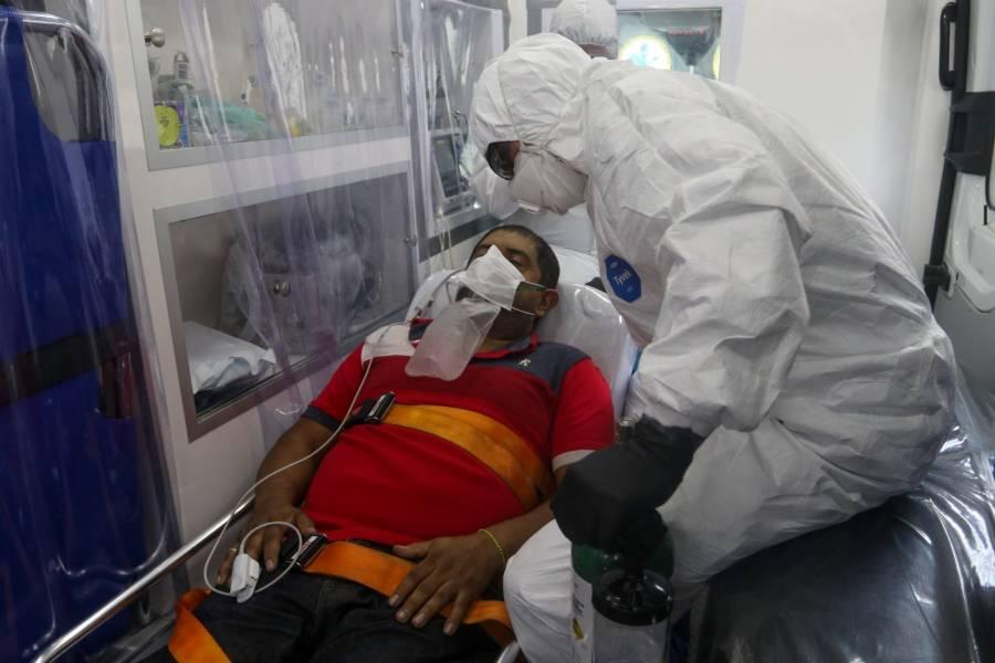 Puebla registra 10 casos positivos de Covid-19 y 1 deceso