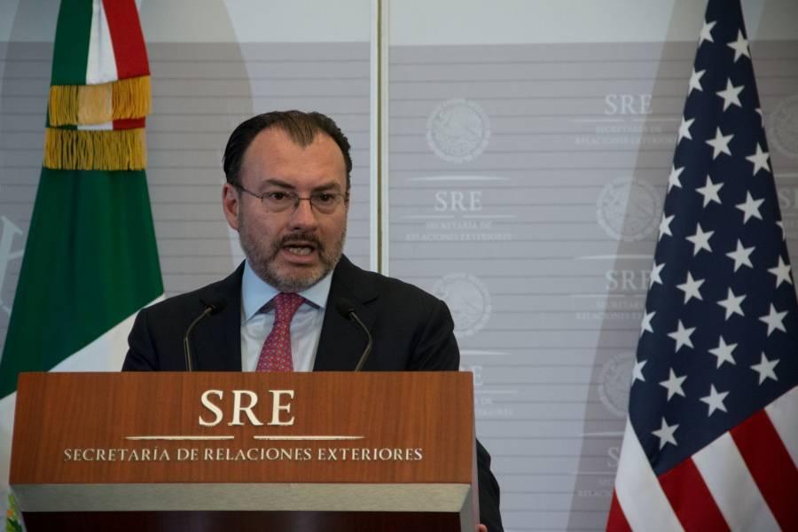 Luis Videgaray impugnará inhabilitación para ocupar cargos públicos
