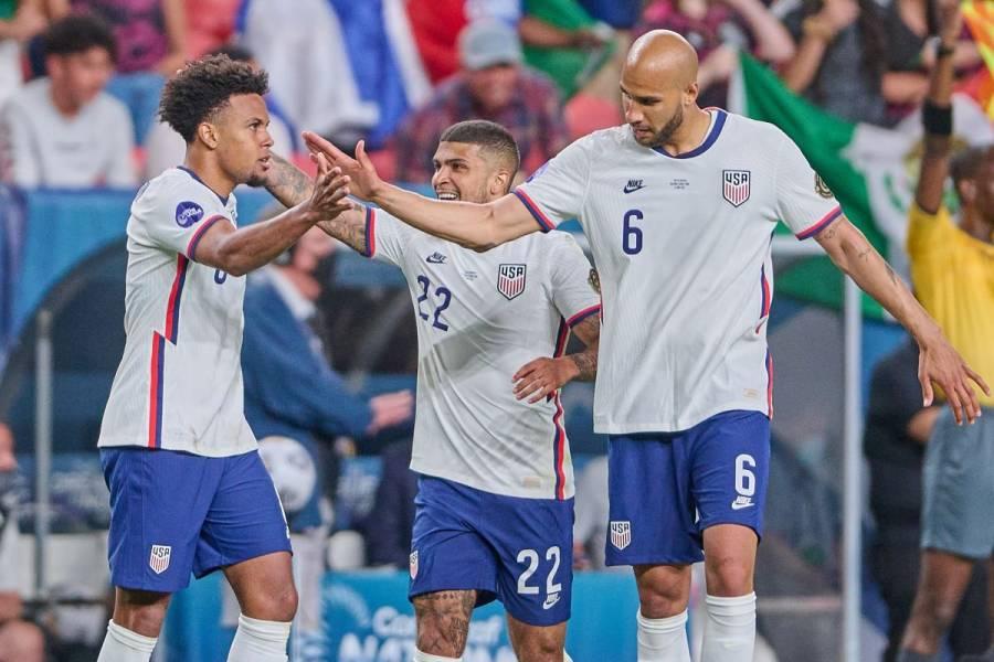 EEUU enfrenta a Costa Rica en amistoso tras triunfo en Liga de Naciones