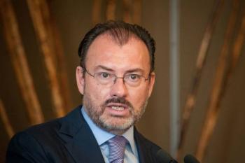 Función Pública inhabilita por 10 años a Luis Videgaray