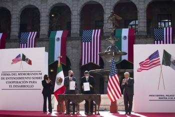 No costará nada a México inversión de EEUU para aplicación de reforma laboral: SRE