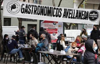 Argentina supera los cuatro millones de casos de Covid-19