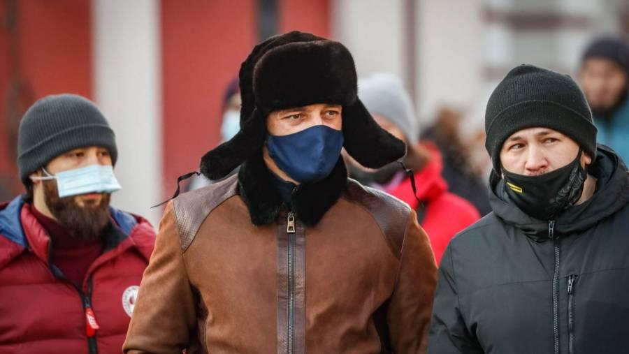 Rusia sufre de nueva ola de contagios de Covid-19
