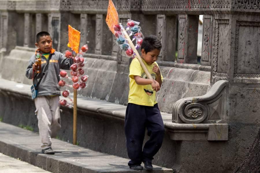 Prevén que por la pandemia 2 millones de niños ingresen al mercado laboral