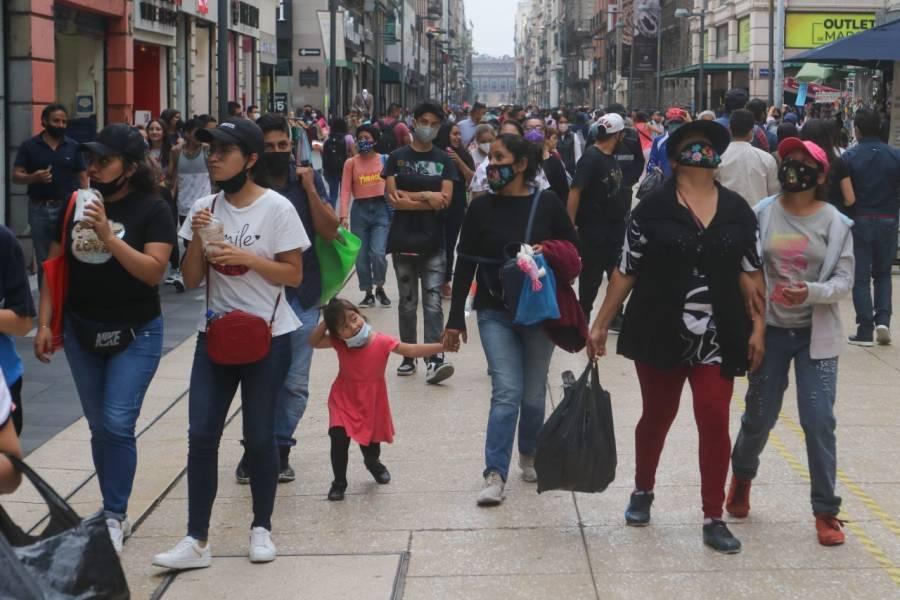 México reporta 2 millones 626 mil 998 casos estimados de COVID-19 y 229 mil 353 fallecidos