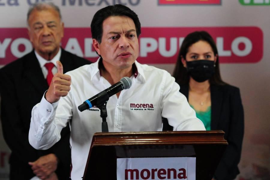 Prevé Mario Delgado que Morena y aliados tengan bancada de 280 diputados