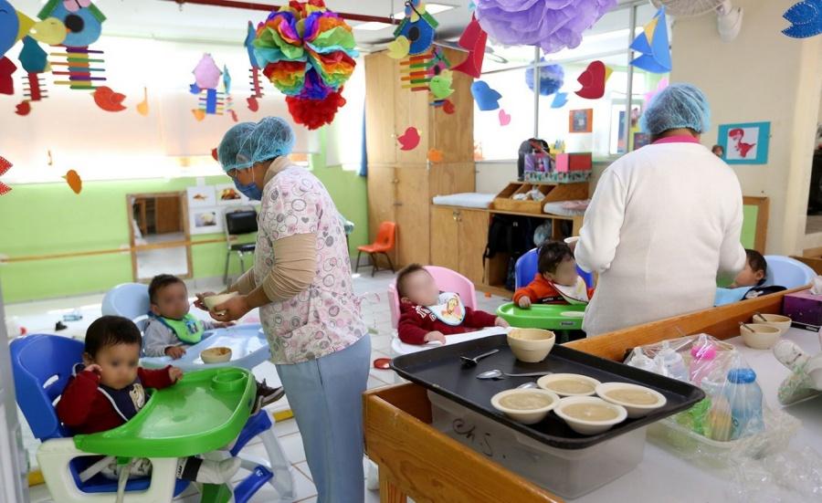 Desde inicio de pandemia, estancias infantiles permanecen en operación: ISSSTE