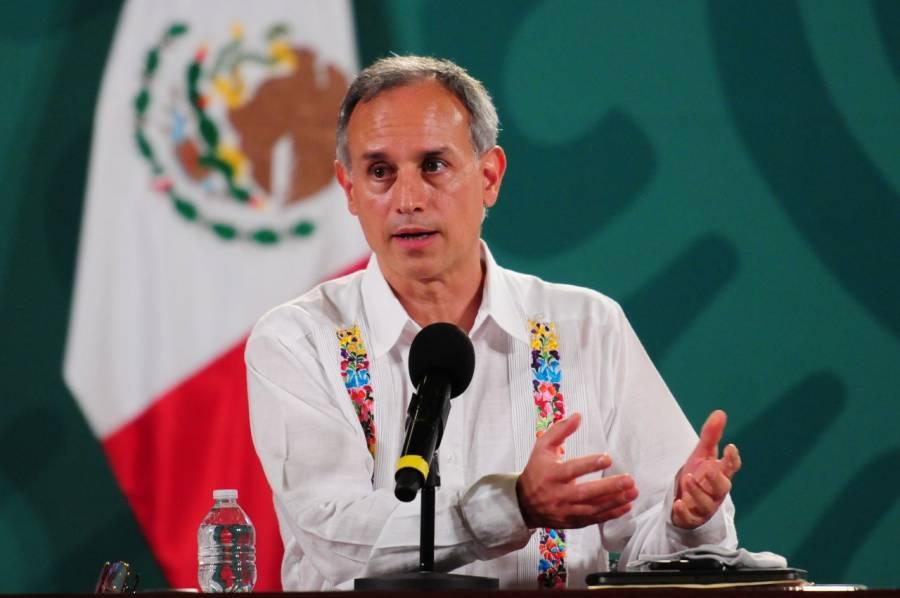 VIDEO: Hugo López-Gatell discute con la periodista Peniley Ramírez por vacuna CanSino