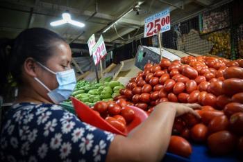 Inflación anual desaceleró a 5.89% en mayo: Inegi
