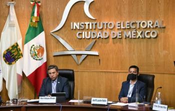 IECM certifica ISO Electoral, en votación histórica