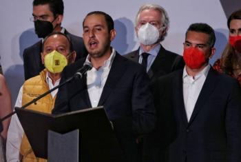 Rechaza Va por México sumarse a Morena para alcanzar mayoría calificada