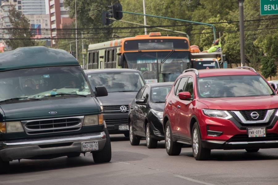 En Semáforo Verde, Waze promueve auto compartido