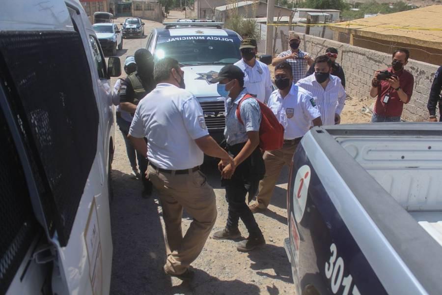 Rescatan a 140 migrantes secuestrados en Ciudad Juárez, Chihuahua