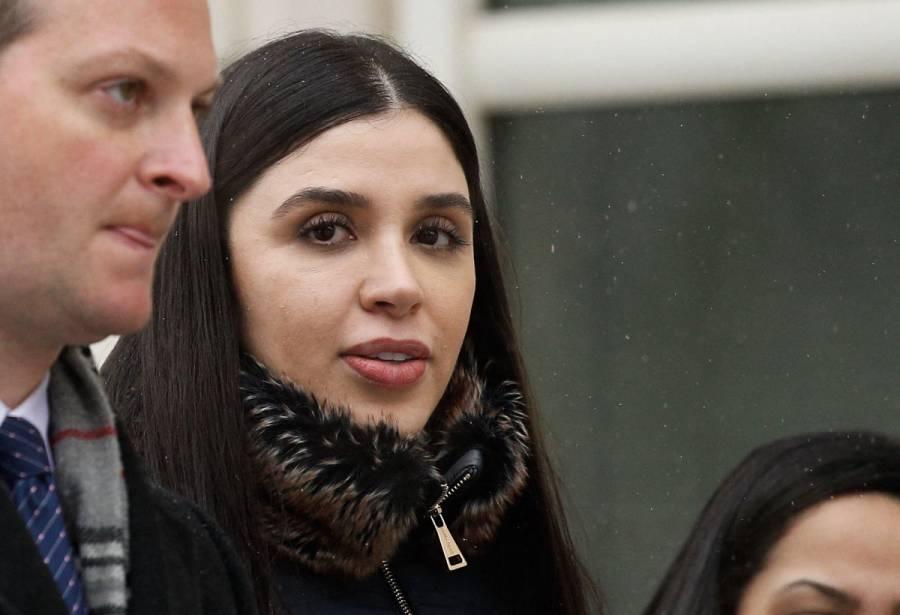 Emma Coronel se declara culpable por narcotráfico y lavado de dinero en EEUU