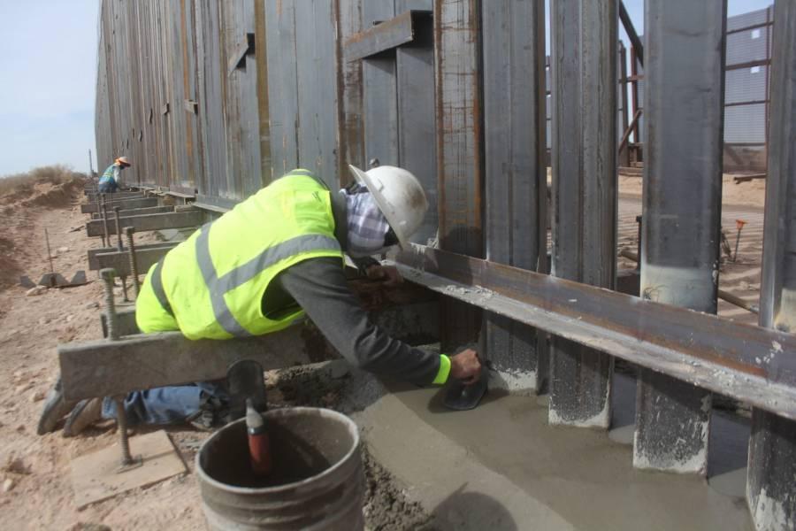 Texas mantendrá muro fronterizo con México y migrantes irán a la cárcel
