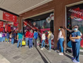 Suben en mayo casi 34% ventas de tiendas departamentales: ANTAD