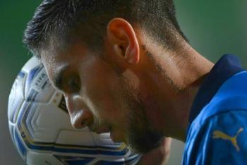 Lorenzo Pellegrini, fuera de la Eurocopa por lesión