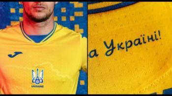 Rusia presiona a la UEFA por la indumentaria de Ucrania en la Eurocopa