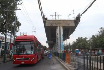 Metrobús tarda 4 minutos y RTP 7 en Servicio emergente de Línea 12 del Metro