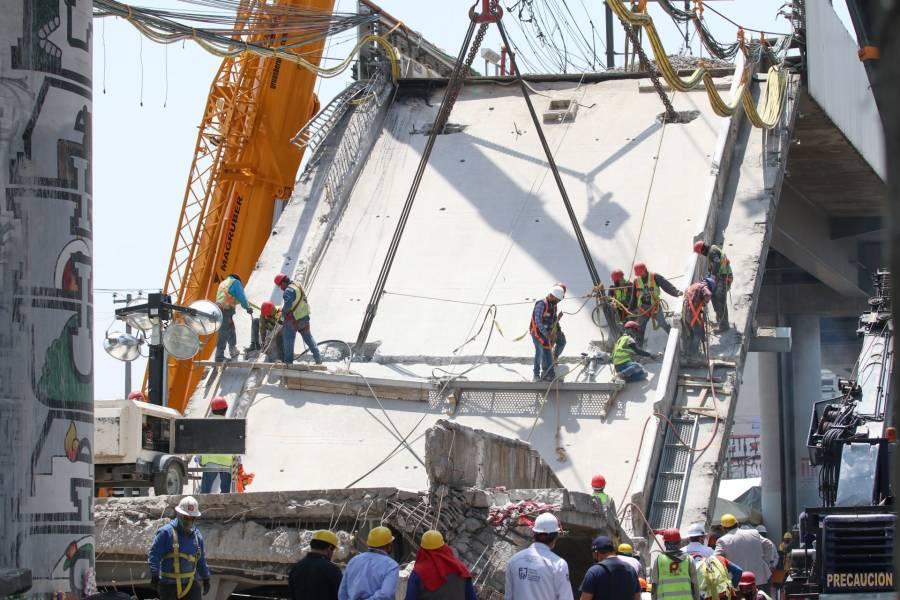 Tras accidente en Línea 12 del Metro, avanza al 30% la revisión documental y trabajos de laboratorio