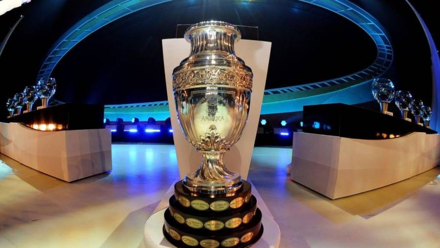 Calendario de la Copa América de Brasil-2021