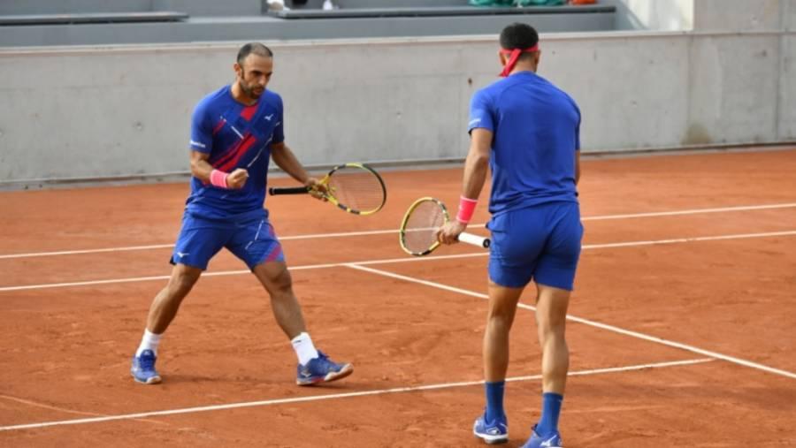 Cabal y Farah caen en semifinales de dobles en Roland Garros