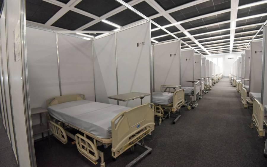 Unidad Temporal Covid19 atendió a mas de 9 mil pacientes