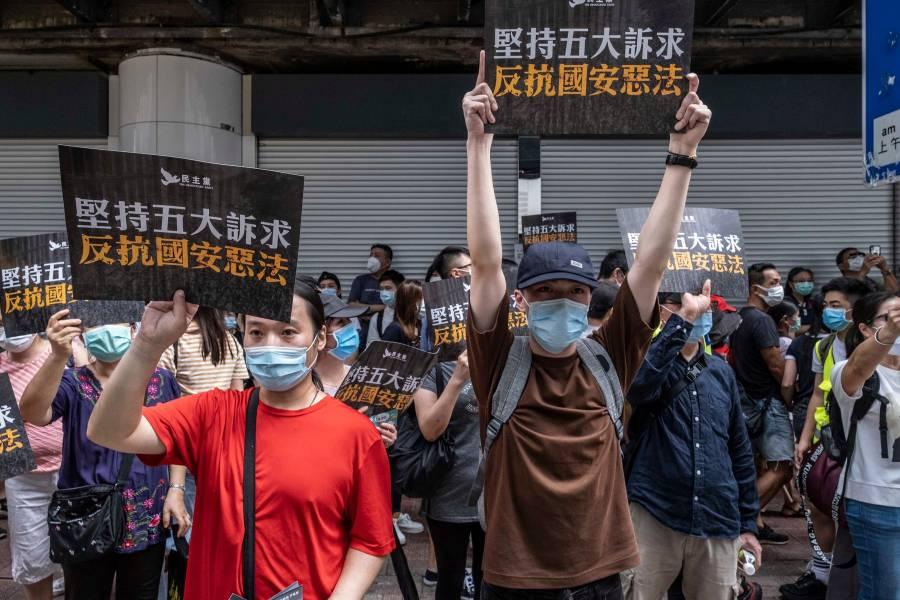 Películas que amenacen la seguridad nacional podrán ser censuradas en Hong Kong