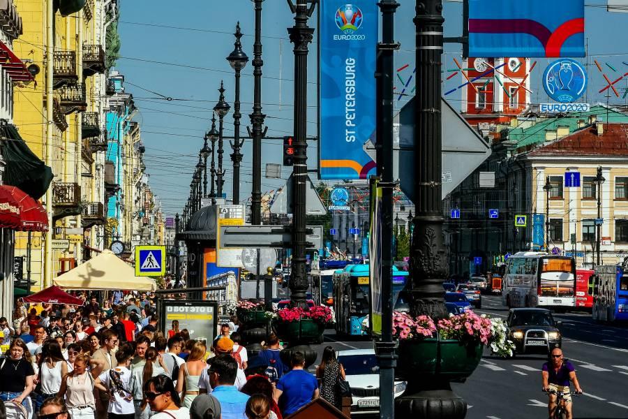 En 24 horas, Rusia registra 12 mil contagios de Covid-19, la cifra más alta desde febrero