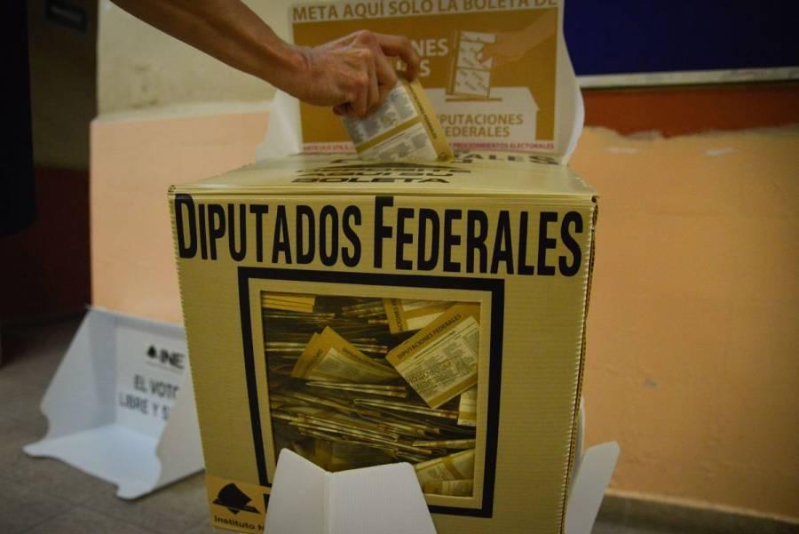 INE concluye cómputos distritales; Morena y aliados se llevan 121 distritos y Va por México 63