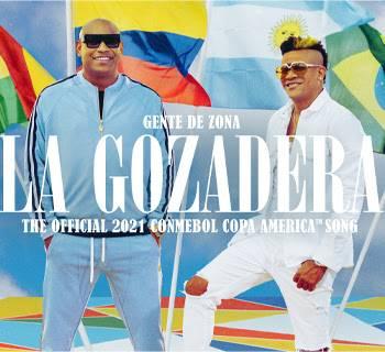"""Estrena Gente de Zona nueva versión de """"La gozadera"""" para el torneo Conmebol"""