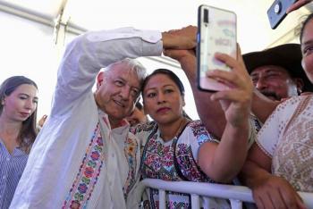 AMLO retoma sus giras públicas por México; Guerrero y Oaxaca, sus primeras paradas