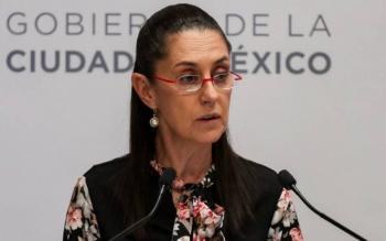 """""""No puede regresar a México el régimen autoritario, represivo y antidemocrático"""": CS"""