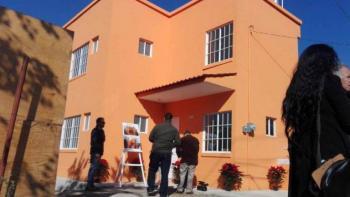 Asignan casas a afectados por colapso de L-12