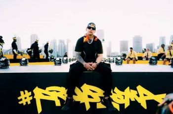 """Sin """"Problema"""" Daddy Yankee es el favorito de la radio en México"""