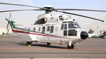 En 65 mdp, venden avión presidencial que usó Felipe Calderón