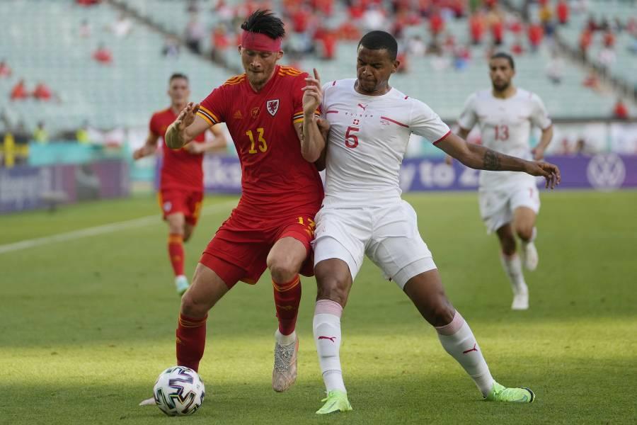 Gales y Suiza firman el empate en su debut en la Eurocopa