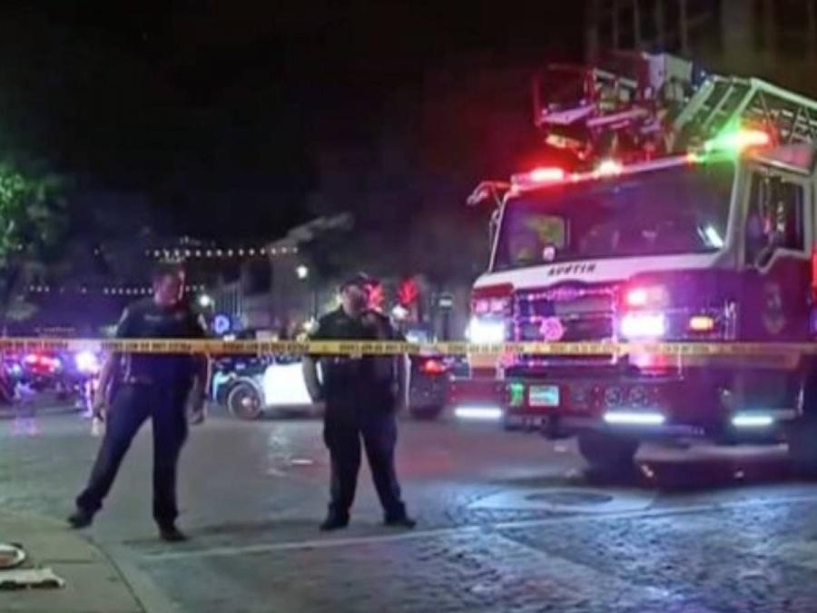 Tiroteo en el centro de Austin, Texas, deja 13 heridos