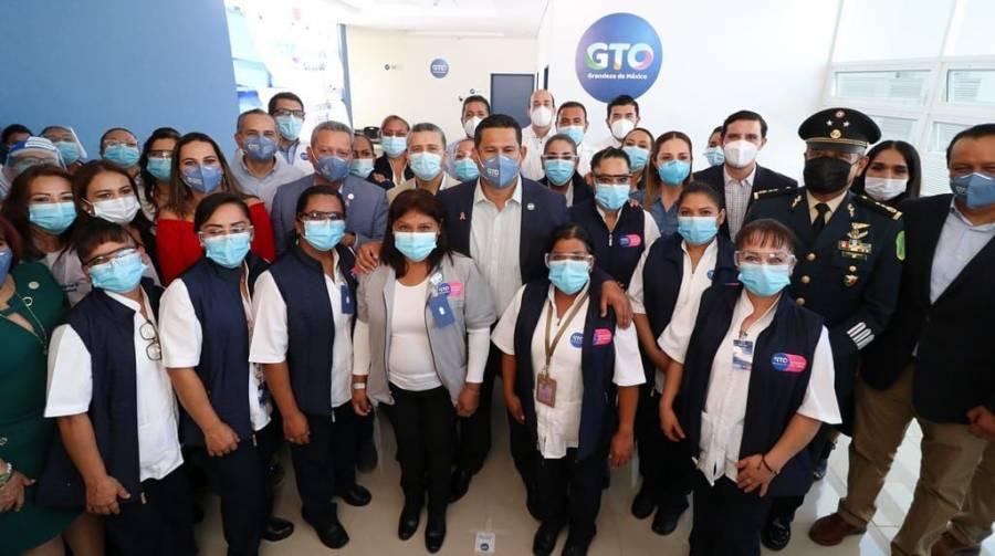 Guanajuato ocupa el primer lugar de Indicadores Caminando a la Excelencia en salud