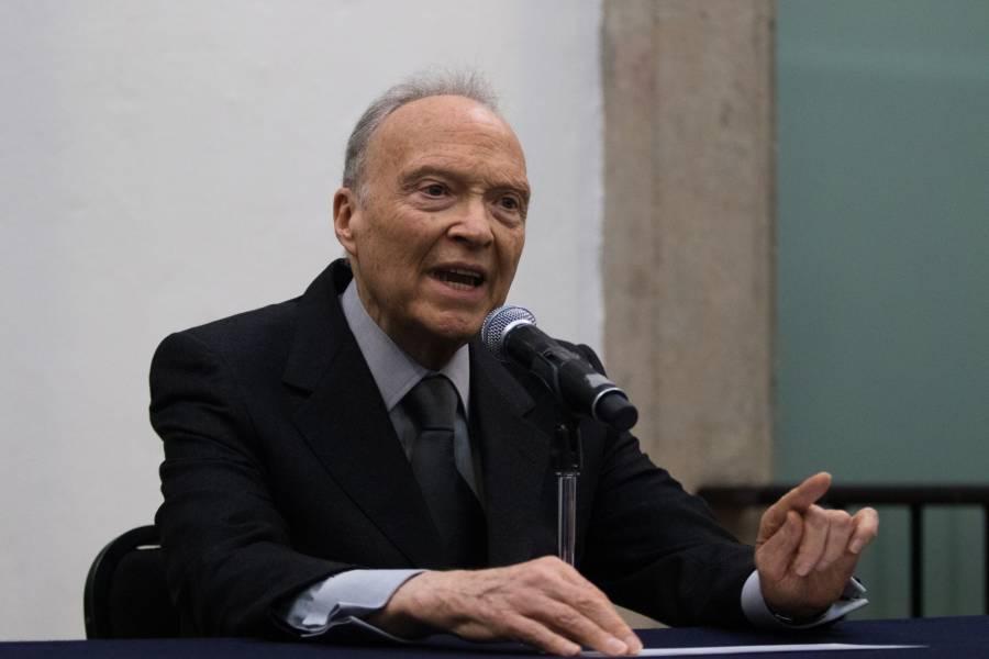 Niega Conapred haber pedido el ingreso de Gertz Manero al SNI