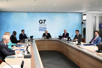 G7 se organiza frente a las futuras pandemias; también