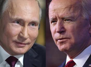 Descarta Casa Blanca rueda de prensa conjunta entre Biden y Putin