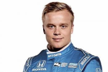 Piloto Rosenqvist es hospitalizado tras accidente
