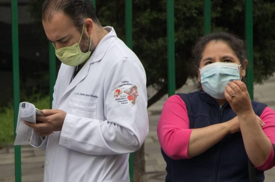 Reporta México 230 mil 148 decesos por Covid-19