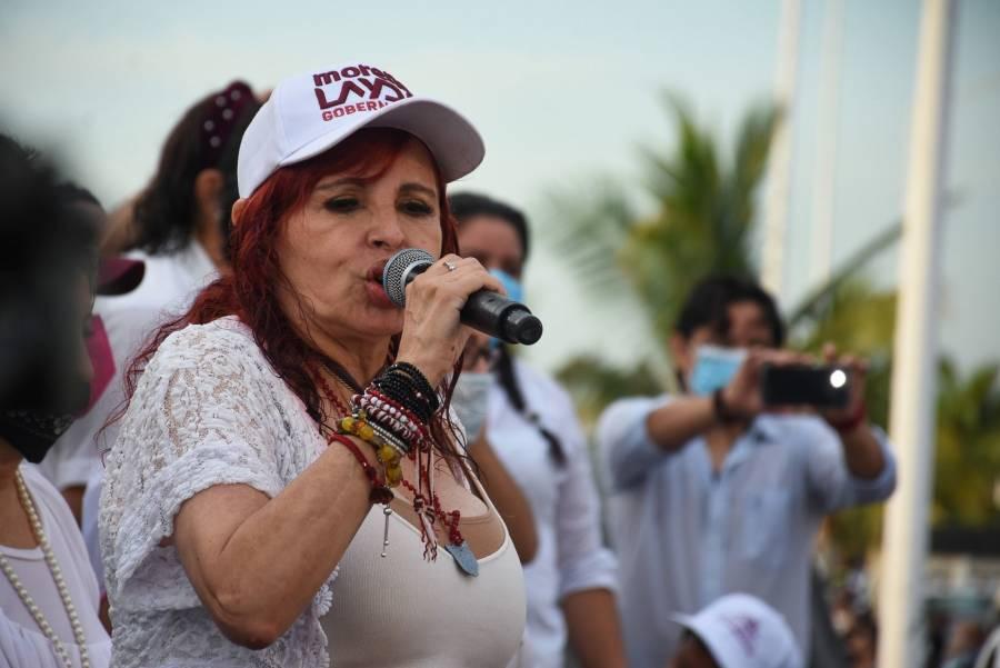 Confirman triunfo de Layda Sansores en Campeche