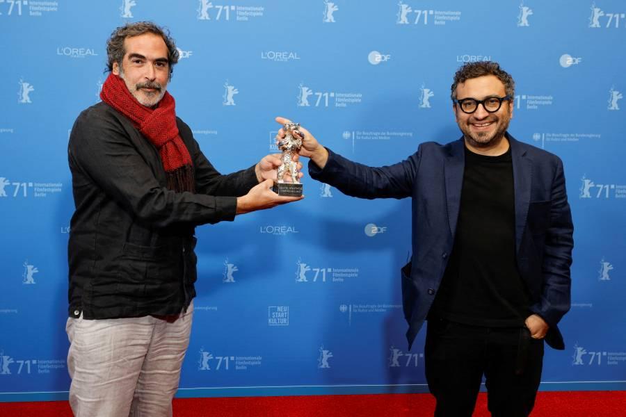 """""""Una película de policías"""" gana Oso de Plata en Festival de Cine de Berlín"""